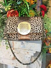 Runway Carolina Herrera Pony Hair Handbag