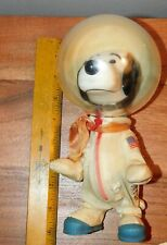 RARE 1969 Peanuts Snoopy Astronaut Doll United Feature Syndicate Hong Kong