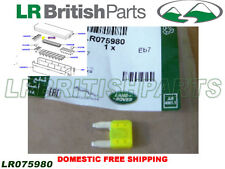 GENUINE LAND ROVER 20 AMP YELLOW MINI FUSE  DISCO SPORT 2015  ON NEW  LR075980