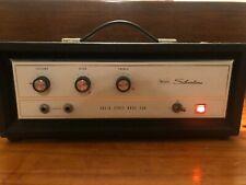 1960s Sears Silvertone Solid State Bass 150 150w Model 1466 Amplifier - Works!