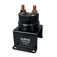 Durite - Battery Switch 300 amp 12 volt Remote Single Pole Bx1 - 0-605-33