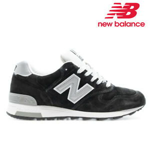 NEW BALANCE MEN'S MADE IN USA M1400BKJ XLD BLACK / WHITE / GREY