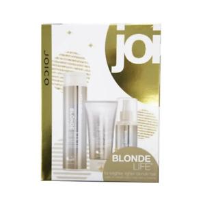 Joico Blonde Life Brightening Trio Pack  Brightening Shampoo,Masque & Veil