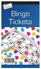 Tallon 600 Bingo-Karten Zufällige Farbe (80024)