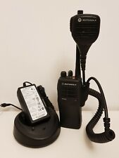 Motorola GP340  VHF Band top Zustand mit Netzteil + Handmikrophone