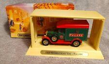 Matchbox Models of Yesteryear 1929 Morris Light Van Fuller's Beer Truck