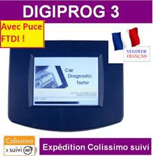 DIGIPROG 3 V4.94 Diagnostic Voiture Outil Scanner avec câble OBD2 ST01 p7