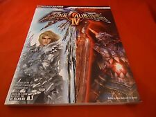 Soul Calibur IV 4 Xbox 360 Playstation 3 PS3 Strategy Guide Player's Hint Book