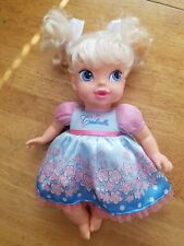 Disney Princess My first My Sweet Princess Cinderella Baby Doll 12''