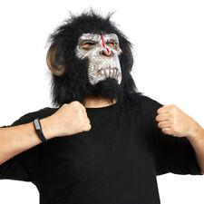 Halloween Haunted House Blame 2018 Ape Gorilla Monkey Mask terror Masquerade Bar