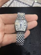 Bedat & Co. No. 3 Stainless Steel Women's Watch, Ivory Dial,Good Condition