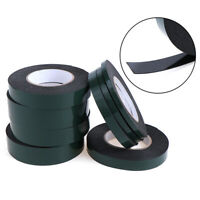10m Black green strong double sided foam adhesive tape for car trim home