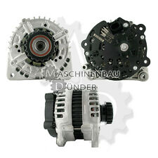 VW MULTIVAN T5 TOUAREG TRANSPORTER LICHTMASCHINE ALTERNATOR 180A ORIGINAL BOSCH!