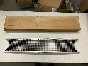 NOS 1968 Dodge Coronet 1969 Charger 500 Grill OEM Super Bee 440 383 Hemi R/T RT
