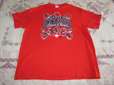 St. Louis Cardinals 2013 World Series Champions T Shirt Baseball Mens Size XL
