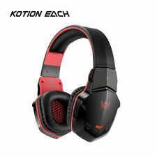 Bluetooth Gaming Headset KOTION EACH B3505 Wireless Stereo Headphoneswith Mic