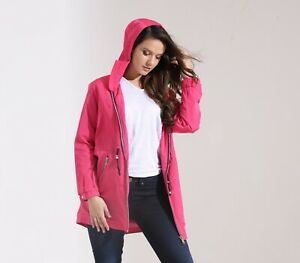 Charcoal Fashion Women's Magenta / Cerise Pink Water Resistant Festival Mac