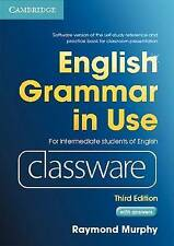 English Grammar in Use Intermediate Level Classware DVD-ROM with Answers, , New