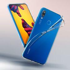 Cover Huawei P20 Lite 2018 Spigen Custodia Protettiva Clear Trasparente