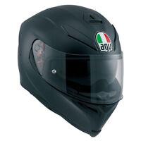 Helmet Agv k5 Matt Black Honda Varadero Msx Swt Strength Ctx Pcx Sh Vfr Vtr Xr