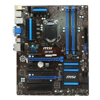 FOR MSI Motherboard Z87-G43 LGA 1150 Socket H3 Intel Z87 Chipset DDR3 Memory ATX