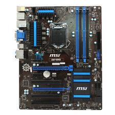 MSI Z87-G43 Desktop Motherboard Intel LGA 1150 ATX DDR3 I/O Shield Fully Tested