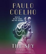 The Spy: A novel by Paulo Coelho NEW Sealed Audio CD Unabridged FREE SHIPPING