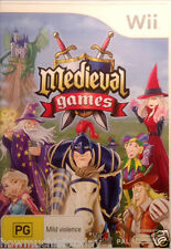 Wii Medieval Games