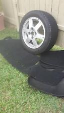 2006 Mitsubishi Lancer alloy wheel, dash mat, floor mats
