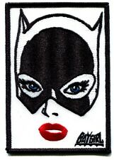 BATGIRL close-up EMBROIDERED IRON-ON PATCH **FREE SHIP batman dc comics -c pdc83