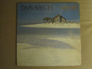 DAN SIEGEL OASIS LP ORIG '81 INNER CITY SYNTH JAZZ FUNK FUSION VG+ IN SHRINK!