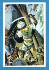 BATTAGLIE STORICHE -Ed. Cox - Figurina/Sticker n. 125 -TURCO CON SCIMITARRA -New