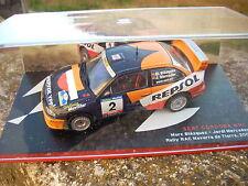 SEAT CORDOBA WRC M.BLAZQEZ-J. MERCADER.RALLY RAC NAVARRA DE TIERRA 2001 SCALA 1