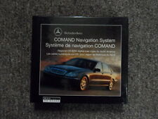 2001 Mercedes Comand Sistema di Navigazione Digitale Roadmap Ohio Valley CD #6