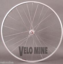 """Sun CR18 Silver REAR Wheel 126mm 5 6 7 Speed Freewheel fit Vintage Road Bike 27"""""""