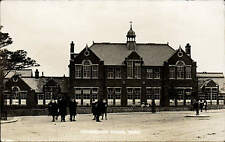 Barry. Intermediate School. Photo by Shirvington, Cadoxton-Barry.