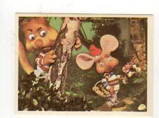 figurina TOPO GIGIO ALBI PER LA GIOVENTU' 1975 EDIZIONI PEREGO IMPERIA num. 173