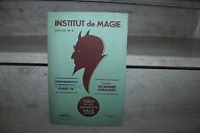 institut de magie catalogue n°2 sous la direction de dickmann minalono