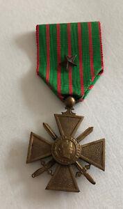 Decoration Cross of War 1914-1918 REF64653