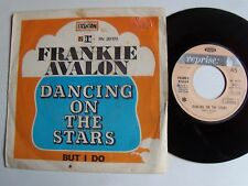 "FRANKIE AVALON : Dancing on the stars / But I do 7"" 45T REPRISE FASHION RV 20170"