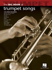 Big Book of Trumpet Songs Instrumental Folio Book NEW 000842211