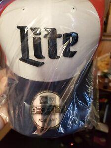 Brad Keselowski new era Miller Lite salutes 9forty