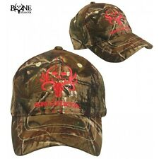 **NEW** Browning Bone Collector Womens Hunting Camo Cap For Her
