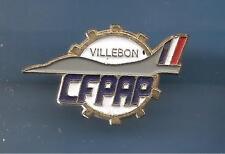 Pin's pin CENTRE FORMATION PERFECT AERONAUTIQUE PARIS VILLEBON (ref 068)