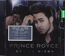 Prince Royce Soy el Mismo CD New Nuevo Sealed