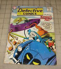 DETECTIVE COMICS #257 (July 1958) Mid-Grade Comic - Loose Cover