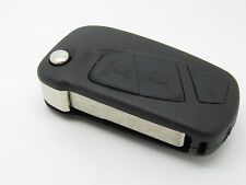 Fits FORD KA STREETKA 3 button remote flip key case and sipp 22 blade