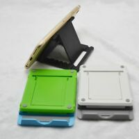 Cell Desktop Stand for Phone Tablet Stand Mobile Support Table Foldable-Holder*