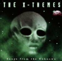 X-Themes-Songs from the Unknown Mike Oldfield, Unidentified Flying Orches.. [CD]