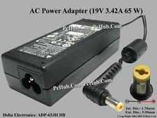 GENUINE DELTA ACER  HP-A0652R3B AC ADAPTER LAPTOP CHARGER UK